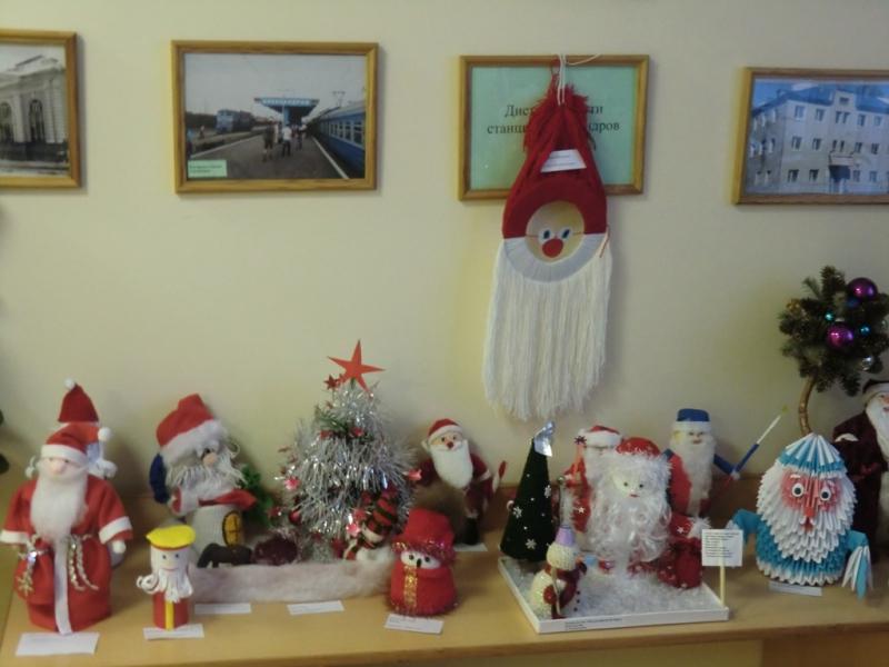 Конкурс поделок Российский Дед мороз-2