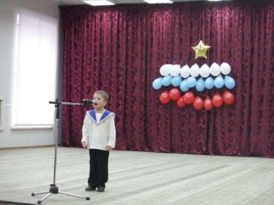 Районный конкурс Военно-патриотической песни_1