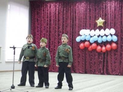 Районный конкурс Военно-патриотической песни_2