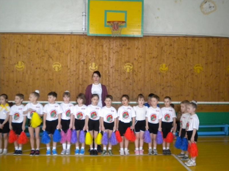 Районное соревнование Малышок-крепышок_1