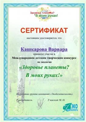 Международный конкурс Дипломы Экология_3