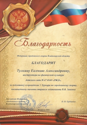 Тулкина Городошный спорт_1