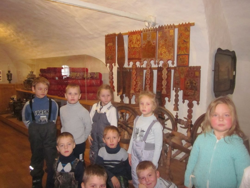 В музее Александровская Слобода_1